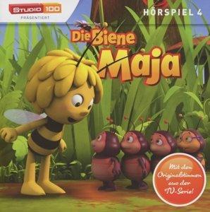 Die Biene Maja-Hörspiel 4
