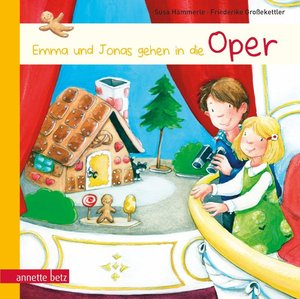 Emma und Jonas gehen in die Oper
