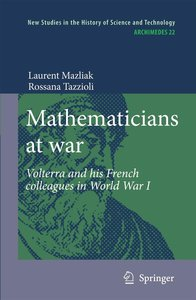 Mathematicians at war