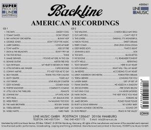 Backline Vol.61