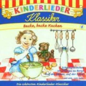 Kinderlieder Klassiker 4: Backe, backe Kuchen