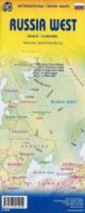 Russia West Travel Reference Map 1 : 3 200 000