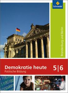 Demokratie heute 5./6. Klasse. Berlin / Brandenburg