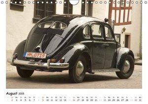 Bau, S: VW Käfer - Das Original (Wandkalender 2015 DIN A4 qu