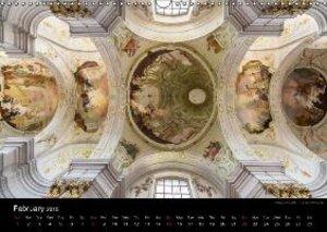 Monuments of Austria 2015 (Wall Calendar 2015 DIN A3 Landscape)