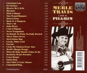 I Am A Pilgrim