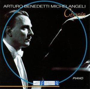 Benedetti Michelangeli spielt Chopin