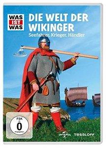 Was ist was DVD: Die Welt der Wikinger. Seefahrer, Krieger, Händ