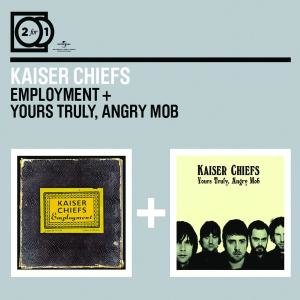 2 For 1: Employment/Yours Truly,Angry Mob