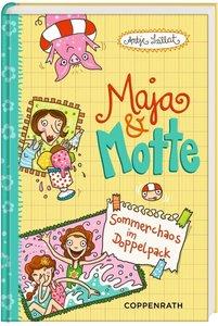 Maja & Motte 04. Sommerchaos im Doppelpack