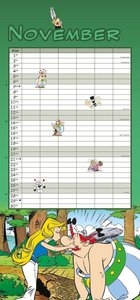 Asterix & Obelix - Familienplaner 2016