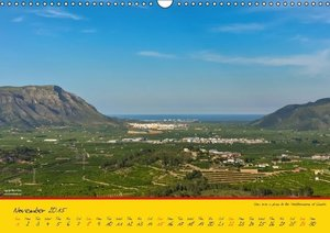 Spain / UK-Version (Wall Calendar 2015 DIN A3 Landscape)