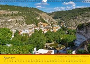 Spain / UK-Version (Wall Calendar 2015 DIN A3 Landscape)