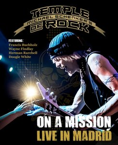 On A Mission-Live In Madrid