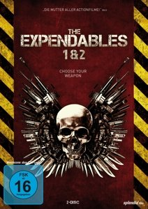 The Expendables 1+2-Re-Release