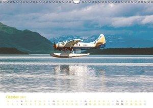 Der Alaska Kalender AT-Version (Wandkalender 2015 DIN A3 quer)
