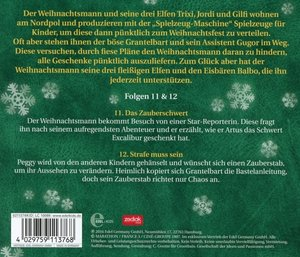 (6)Original Hörspiel z.TV-Serie-Das Zauberschwert