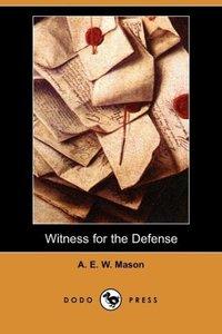 Witness for the Defense (Dodo Press)