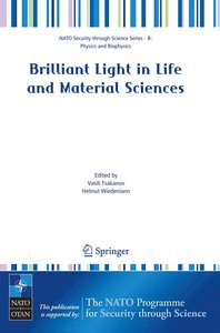 Brilliant Light in Life and Material Sciences