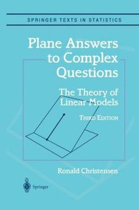 Christensen, R: Plane Answers to Complex Questions