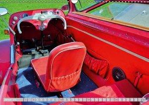 Messerschmitt KR 200 Kabinenroller (Wandkalender 2016 DIN A3 que