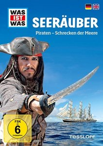 Was ist Was TV. Seeräuber / Pirats. DVD-Video