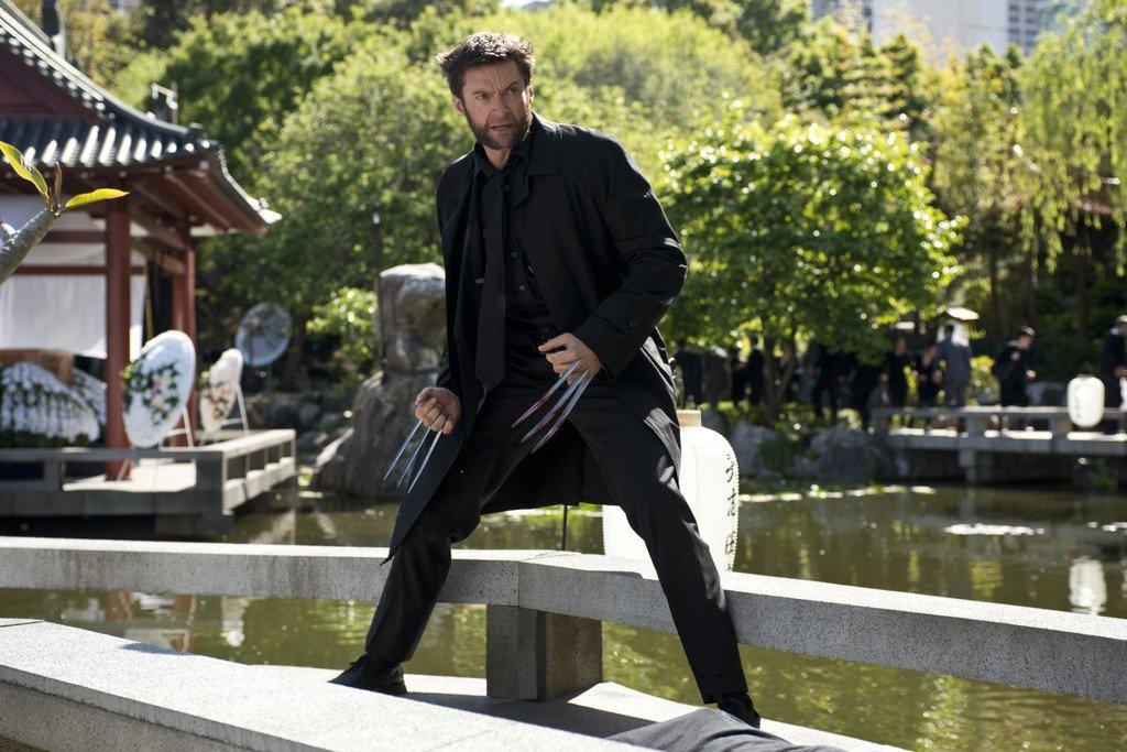 Wolverine - Weg des Kriegers - zum Schließen ins Bild klicken