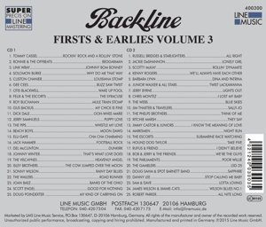 Backline Vol.300