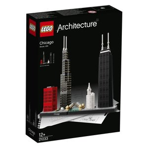 LEGO® Architecture 21033 - Chicago