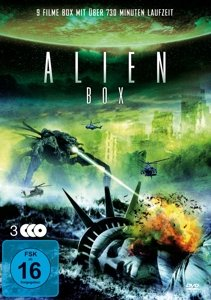 Alien Box (DVD)