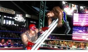 Hulk Hogans Main Event (Kinect) - zum Schließen ins Bild klicken