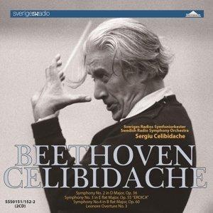 Beethoven: Sinfonie 2,3 & 4