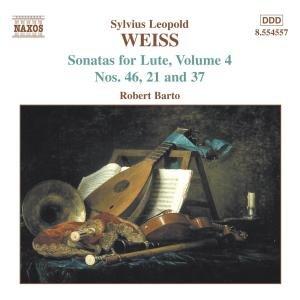 Sonaten Für Laute Vol.4