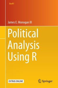 Political Analysis with R