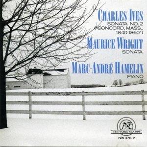 Ives/Wright Klaviersonaten