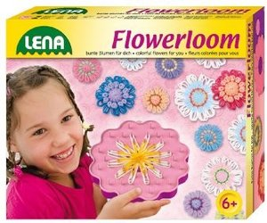 Simm 42007 - Lena: Flowerloom Webset
