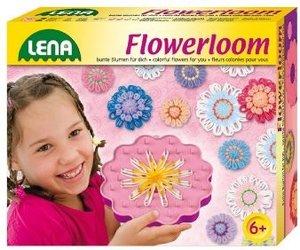 Simm 42007 - Lena: Flowerloom Webset