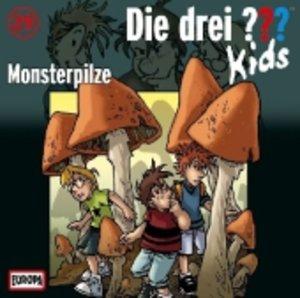 Die drei ??? Kids 29: Monsterpilze (Fragezeichen)