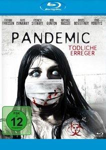 Pandemic-Tödliche Erreger (Blu-ray)