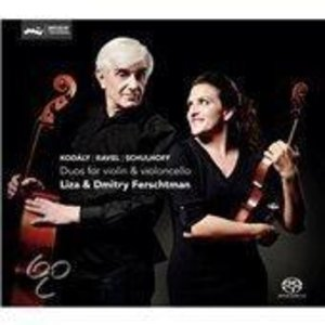 Duos for violin & violoncello