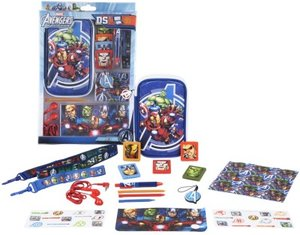 Zubehör Set 16in1 Avengers - Iron Man für Nintendo DS Lite i XL