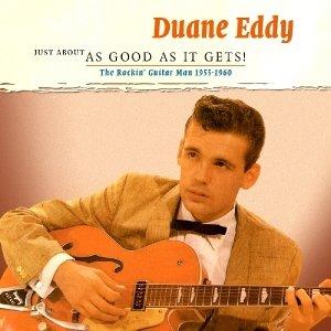 Rockin' Guitar Man 1955-1960