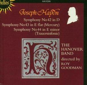 Sinfonien 42,43,44