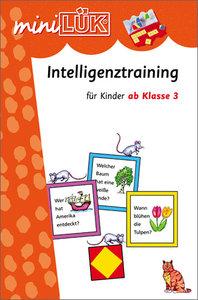 LÜK mini. Intelligenztraining 1