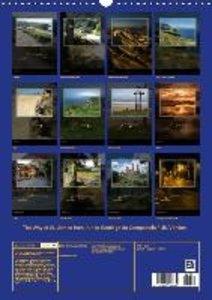 Camino del norte / UK-Version (Wall Calendar 2015 DIN A3 Portrai