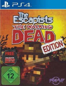 Walking Dead - The Escapists (PlayStation PS 4)