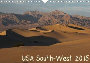 USA South-West 2015 (Wall Calendar 2015 DIN A4 Landscape)