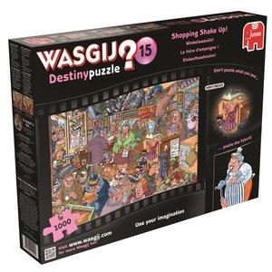 Wasgij Destiny 15 - Einkaufswahnsinn. Puzzle 1000 Teile