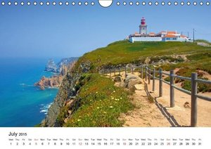 Portugal - The southwest of Europe (Wall Calendar 2015 DIN A4 La