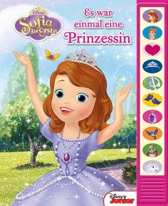 Sofia die Erste Es war einmal eine Prinzessin